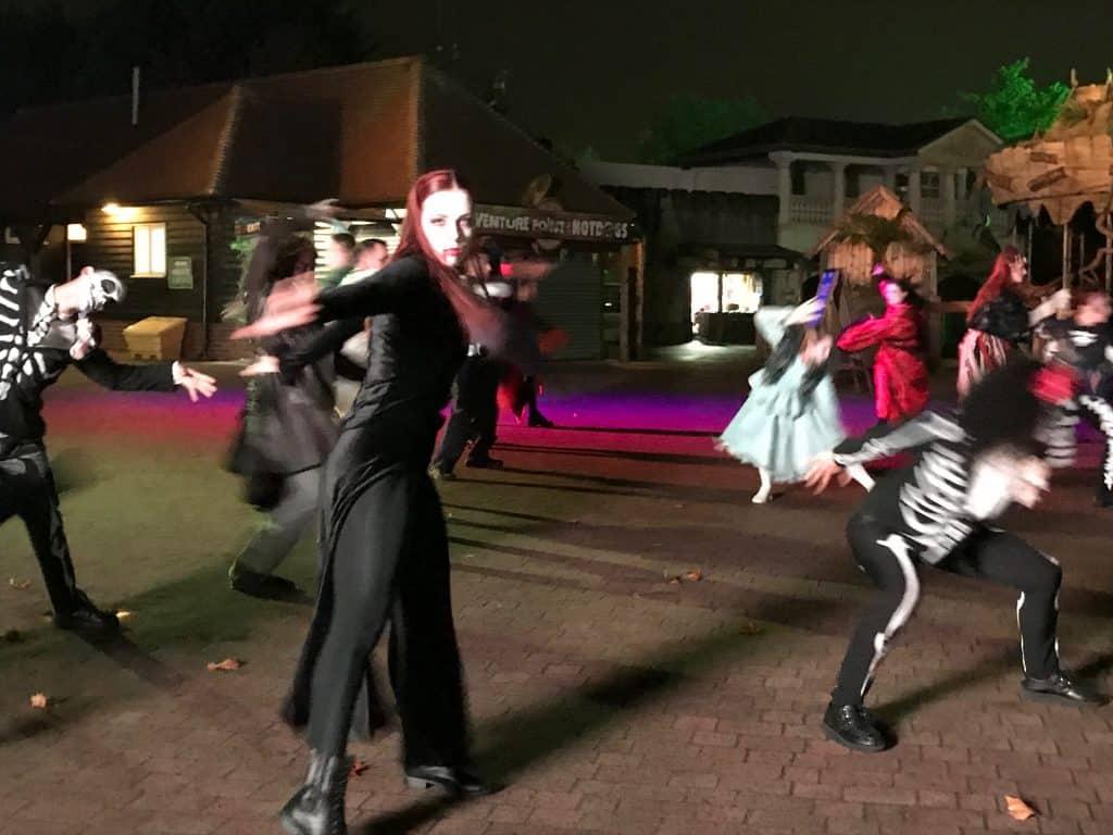 Spooky fun at Chessington's Howl 'O' Ween