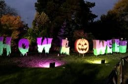 Spooky fun at Chessington's Howl 'O' Ween