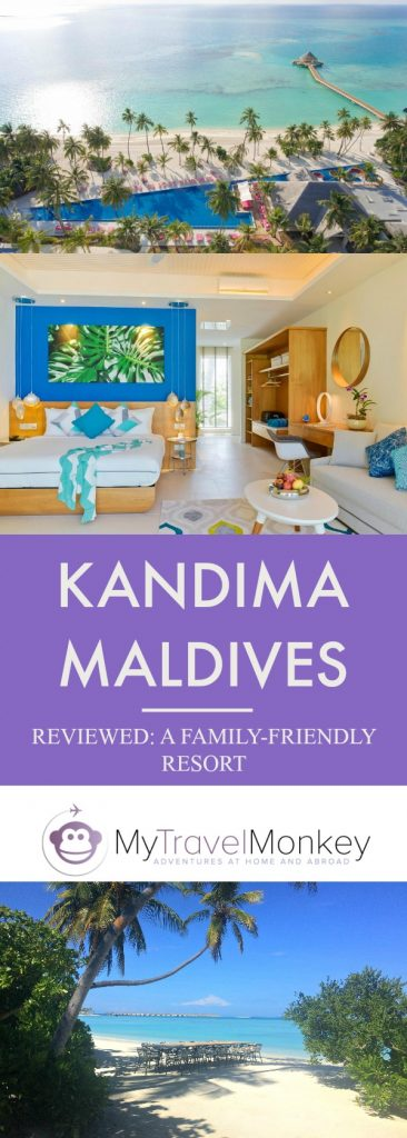 Reviewed: Kandima Maldives - Our First Holiday Abroad In 12 Years