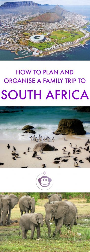 How To Plan and Organise A Family Trip To South Africa