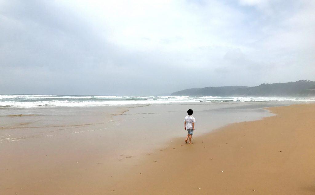 Strolling WIlderness Beach | My Travel Monkey