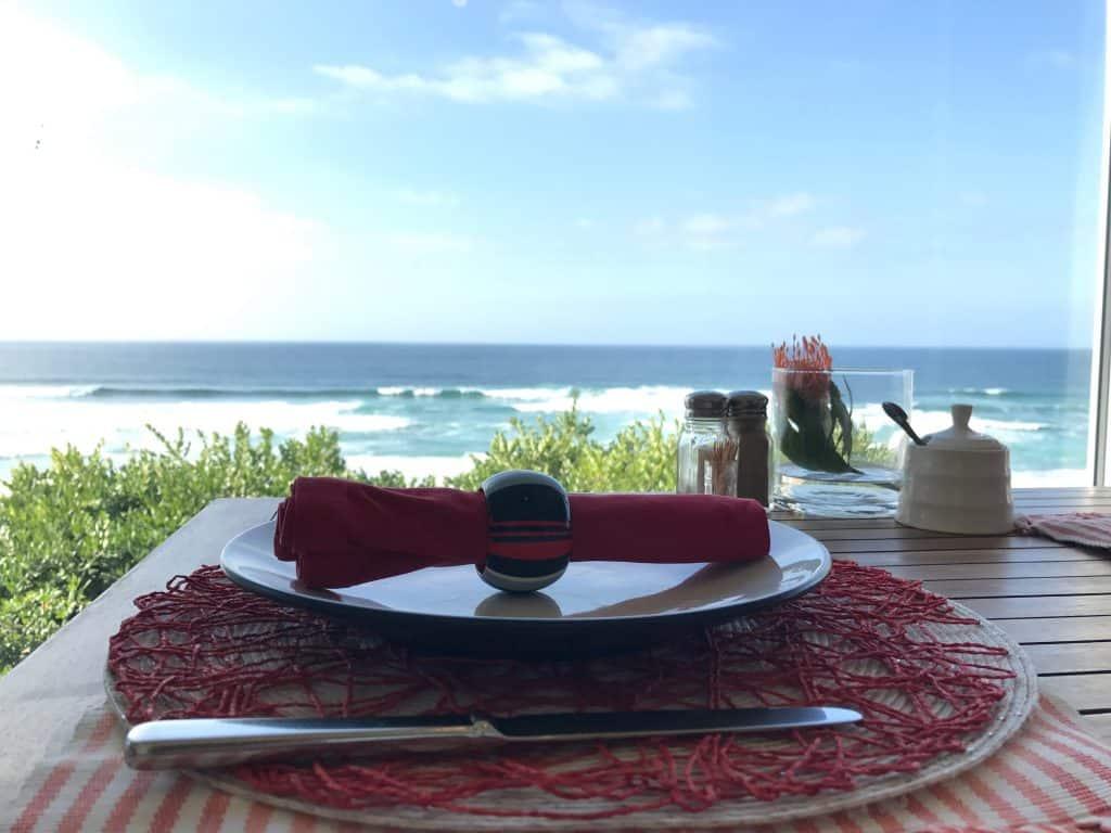 Sea views from breakfast | My Travel Monkey
