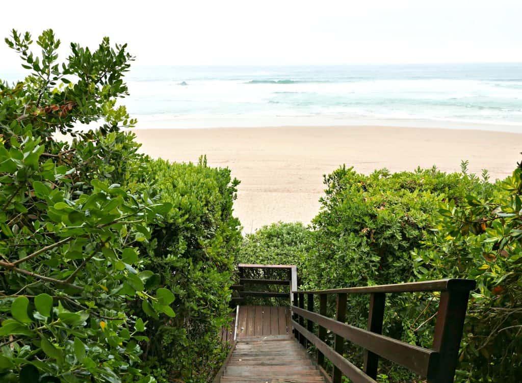 Walkway down to the beach | My Travel Monkey