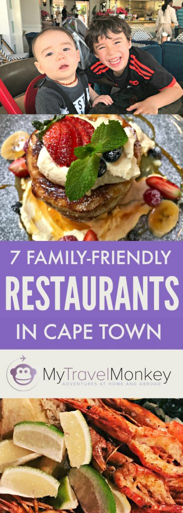 7 Family-Friendly Restaurants in Cape Town, South Africa