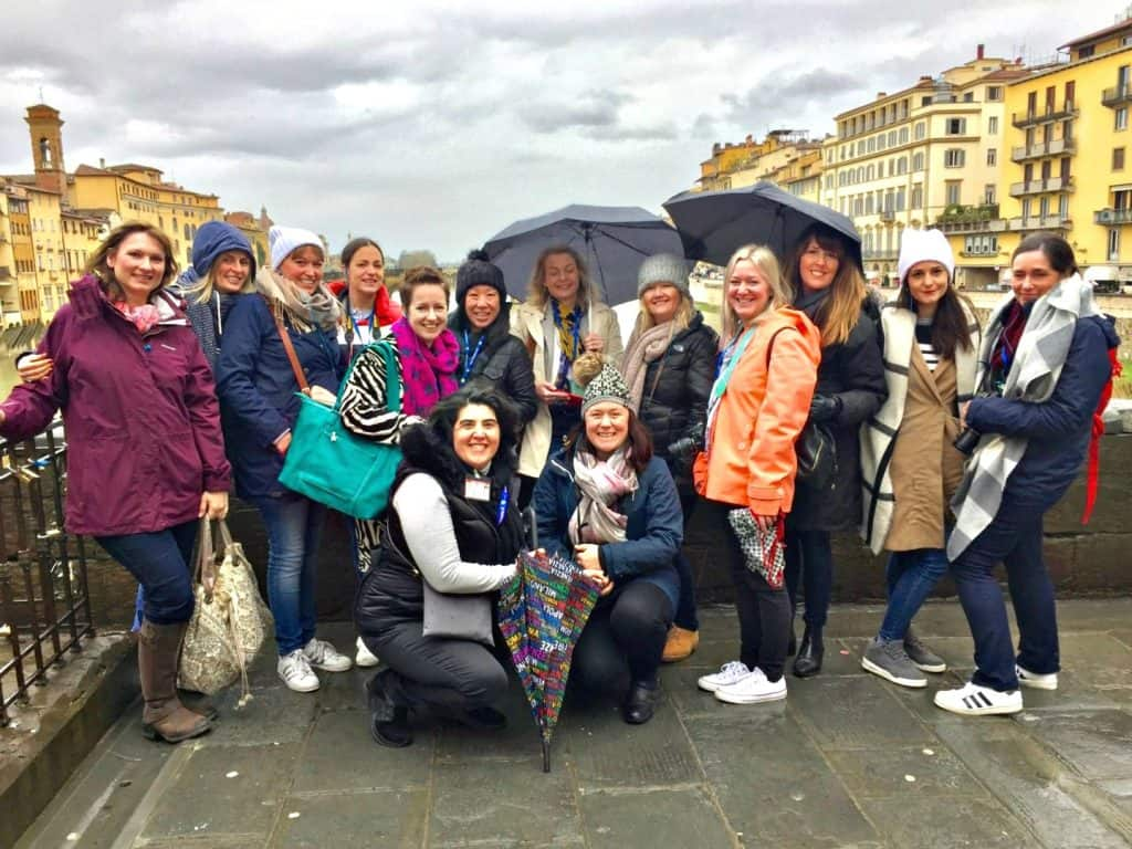 The March Digest: A Warm Tuscan Welcome, Date Night and Family Time