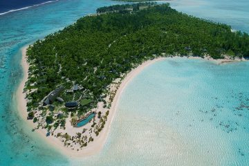 My Ultimate Dream Hotel: The Brando Resort in French Polynesia