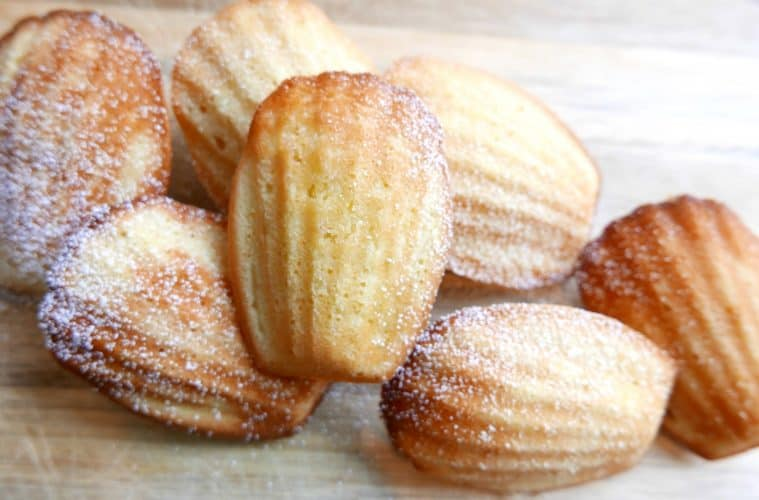 A Taste of Our Travels: Making Madeleine Cakes