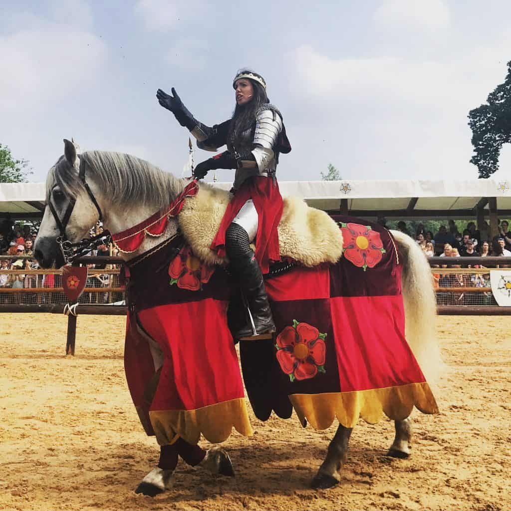The Knight's Village Warwick Castle Glamping Reviews |My Travel Monkey