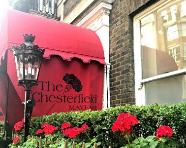 A Luxurious Overnight Stay at The Chesterfield Mayfair, London