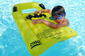 Pool Time Fun With Zoggs Swimming Toys | My Travel Monkey