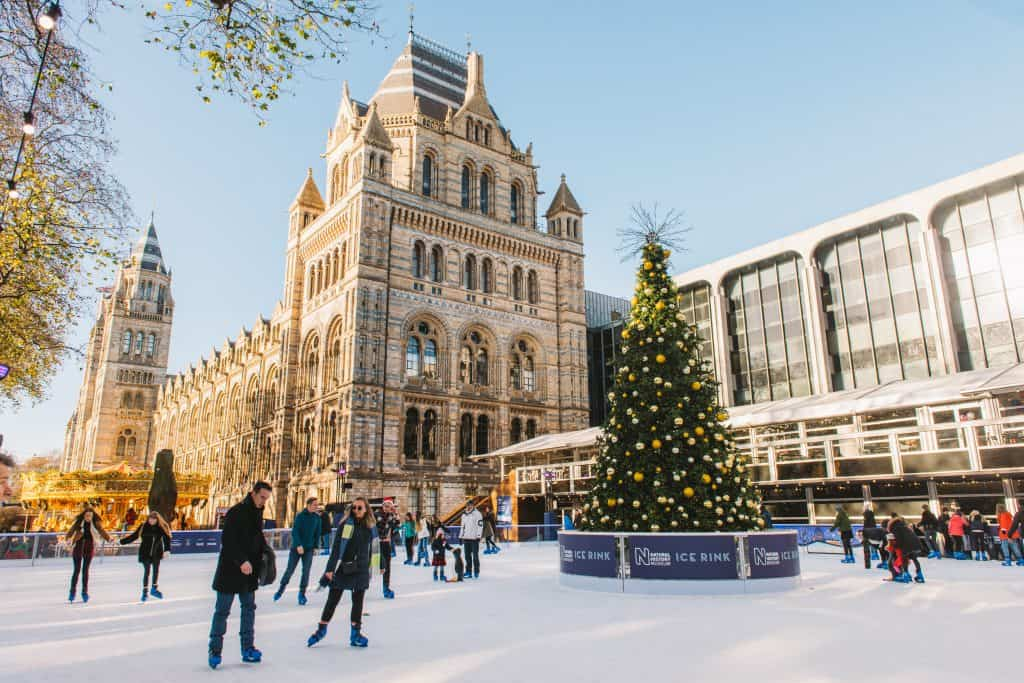 The Best Ice Skating Rinks in London | My Travel Monkey