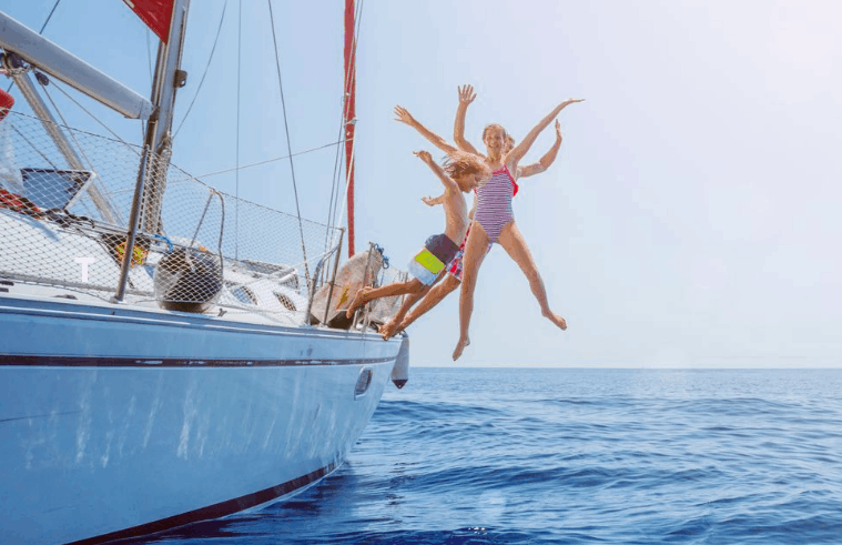 8 Reasons To Choose A Family Sailing Holiday   My Travel Monkey