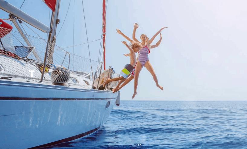 8 Reasons To Choose A Family Sailing Holiday | My Travel Monkey