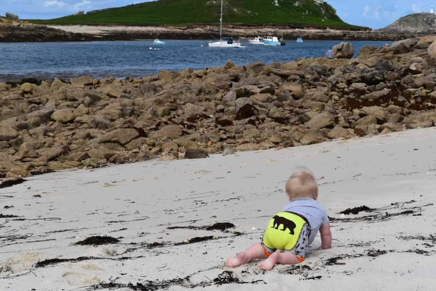 Toddler Holidays Isle of Scilly | My Travel Monkey