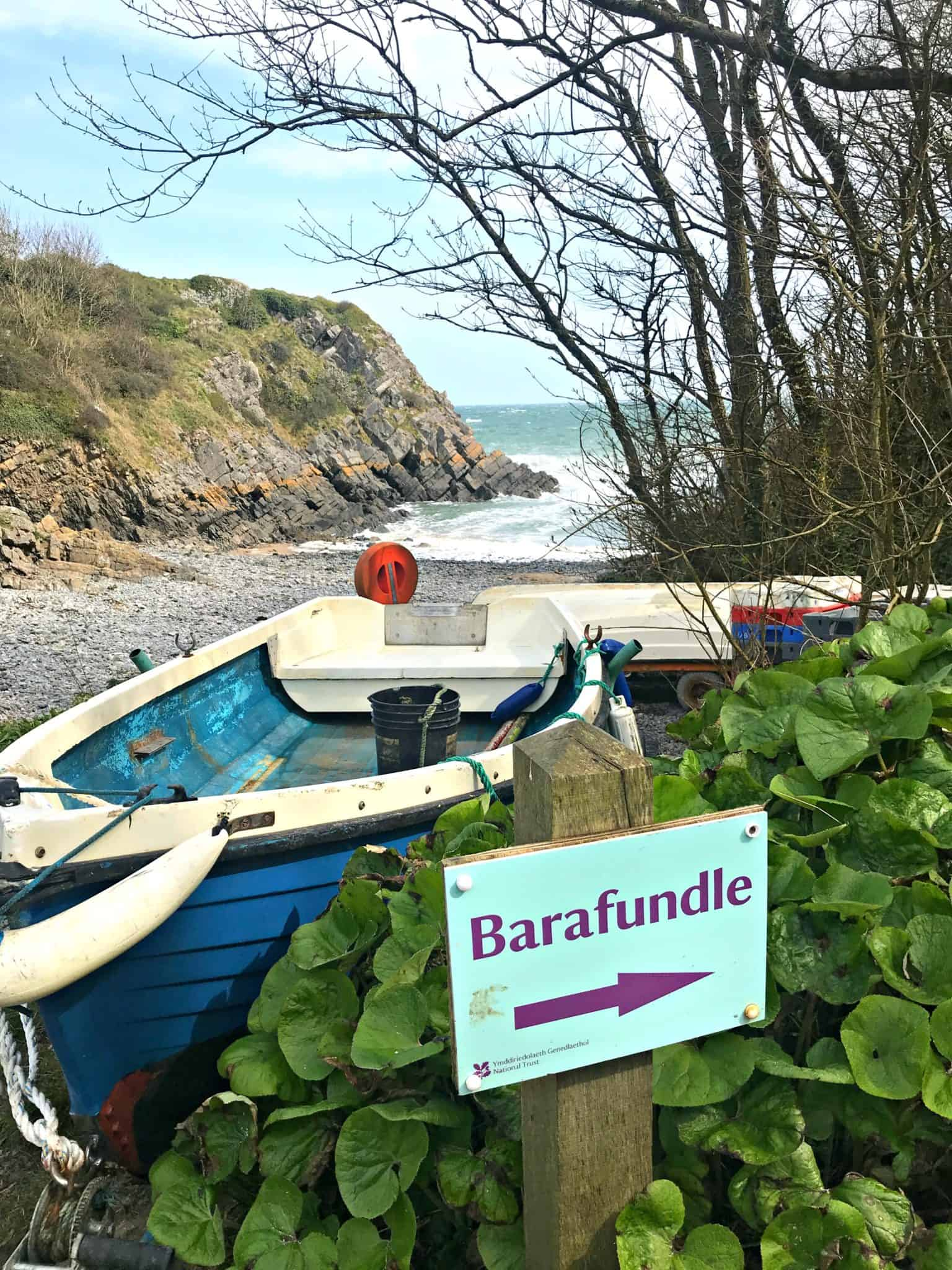 The Trail For Barafundle Bay | My Travel Monkey