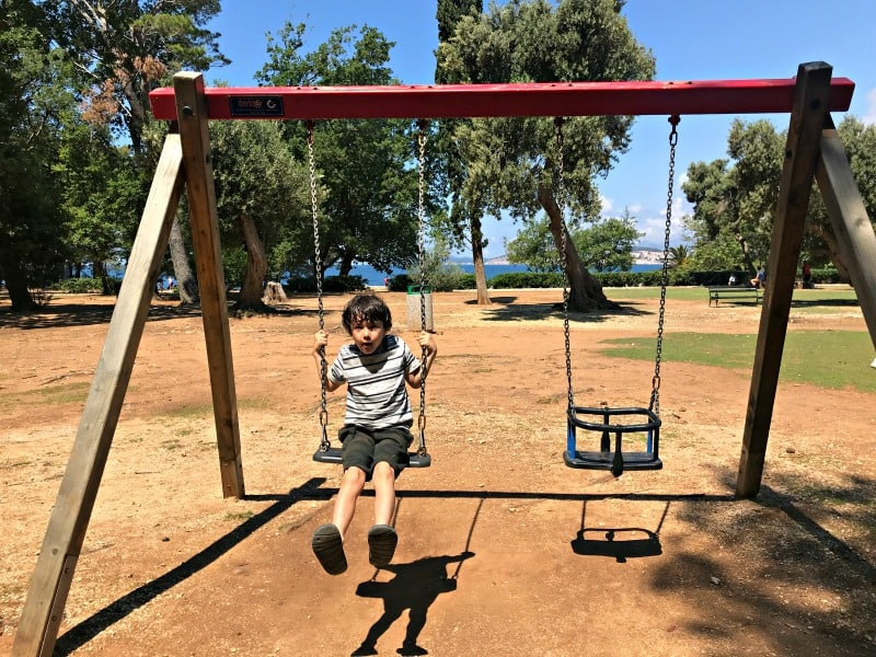 Lokrum Island Play Area | My Travel Monkey