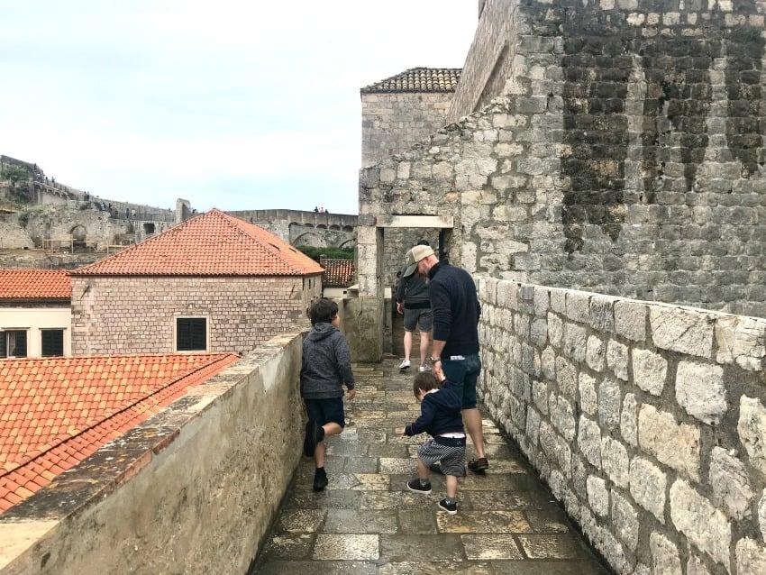 Walking the Dubrovnik City Walls | My Travel Monkey