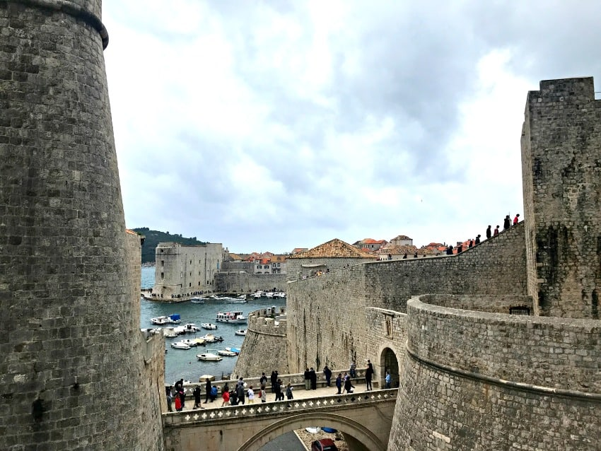 Dubrovnik Old Town Harbour | My Travel Monkey