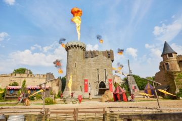 Le Secret de la Lance: Puy du Fou 2019 | My Travel Monkey
