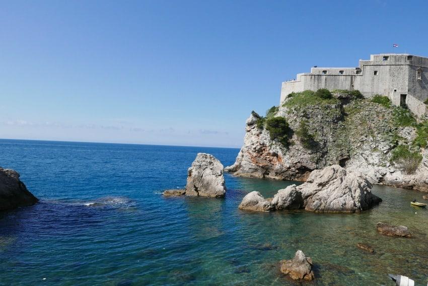 Lovrijenac Fortress | My Travel Monkey