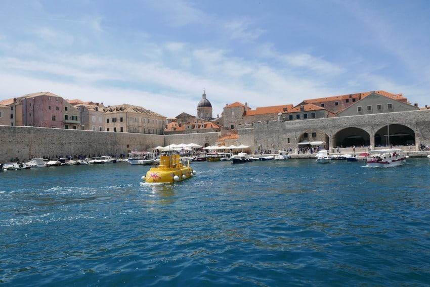 Take a boat trip in Dubrovnik | My Travel Monkey