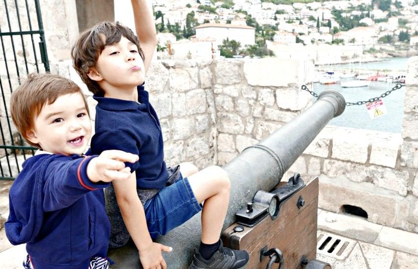 Exploring Dubrovnik City Walls | My Travel Monkey