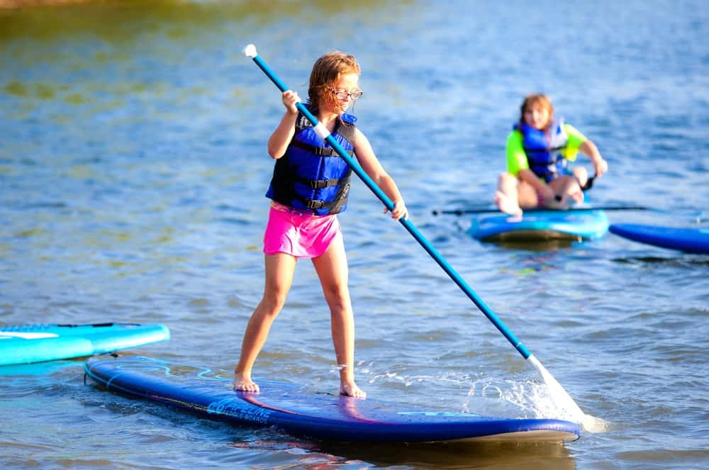 Paddle Boarding: Watersport Activities | My Travel Monkey