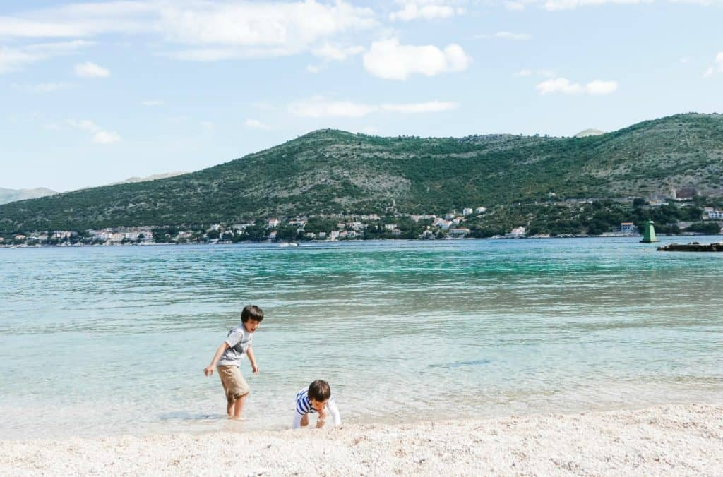 Dubrovnik Beaches Copacobana Beach | My Travel Monkey