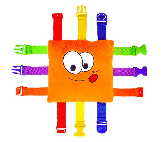 Buckle Toy | My Travel Monkey