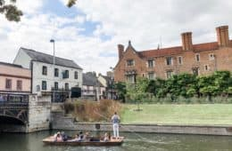 Cambridge Day Trip | My Travel Monkey
