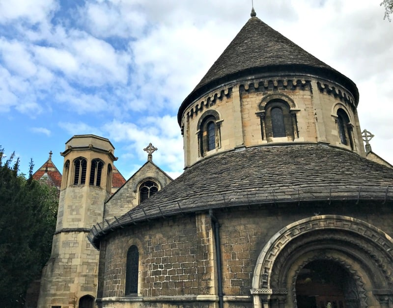 The Round Church Cambridge | My Travel Monkey