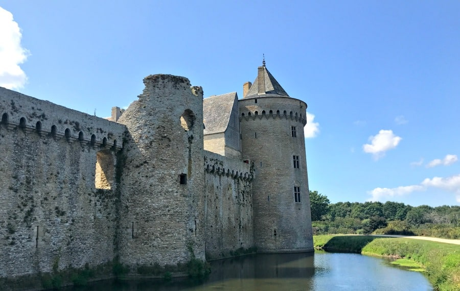 Suscinio Castle - Castles in Brittany | My Travel Monkey