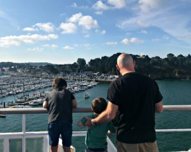 Brittany Ferries from Portsmouth to St Malo