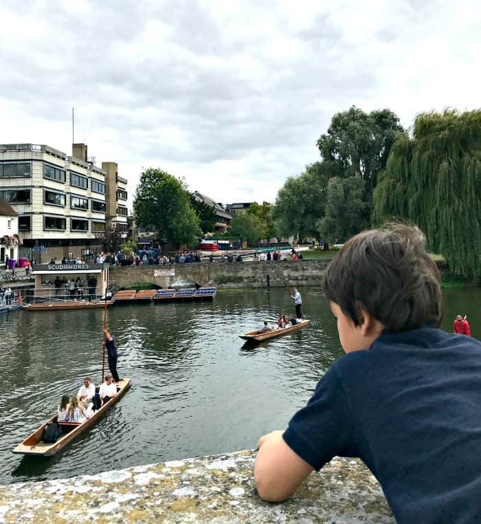 Cambridge Day Trip Exploring The Backs | My Travel Monkey