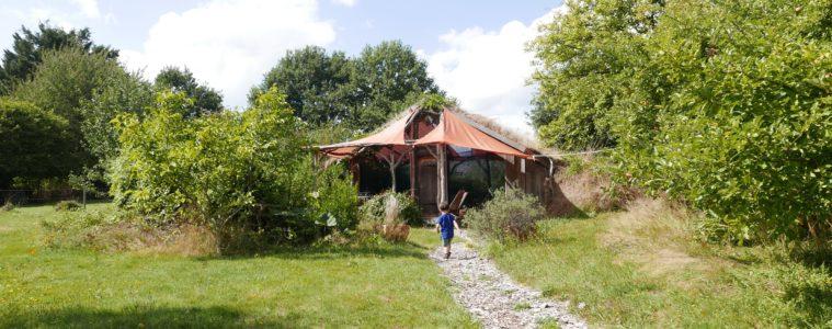 Gites in Brittany: Ecolodge La Belle Verte | My Travel Monkey