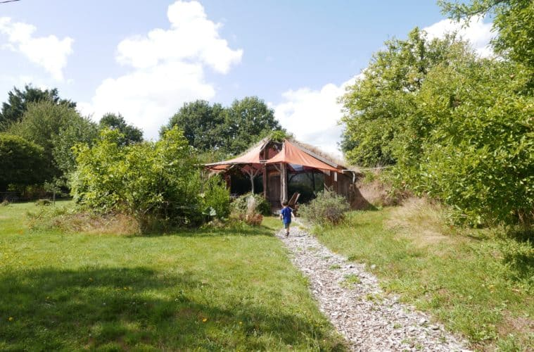 Gites in Brittany: Ecolodge La Belle Verte | My Travel Monkey