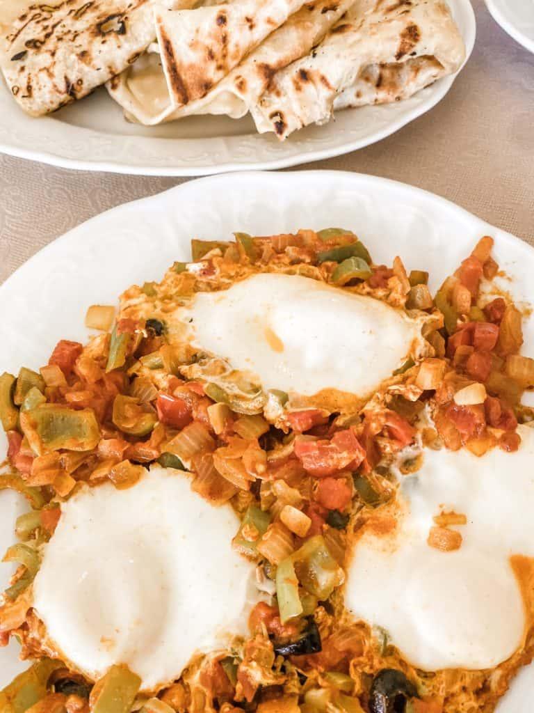 Shakshuka Foods and Flatbread of Tunisia | My Travel Monkey