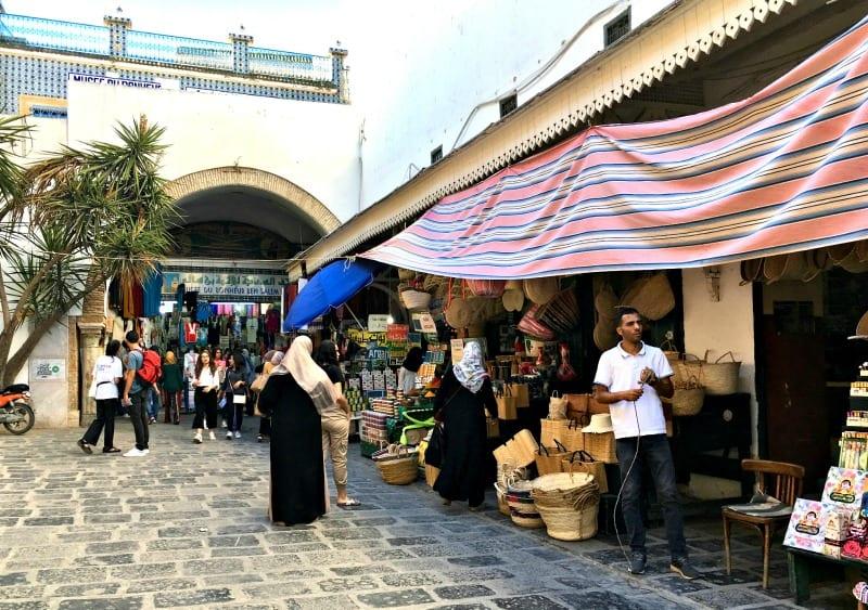 Exploring the Tunis medina | My Travel Monkey